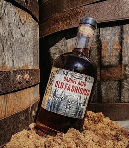 Seven Fathoms Barrel Aged Old Fashioned